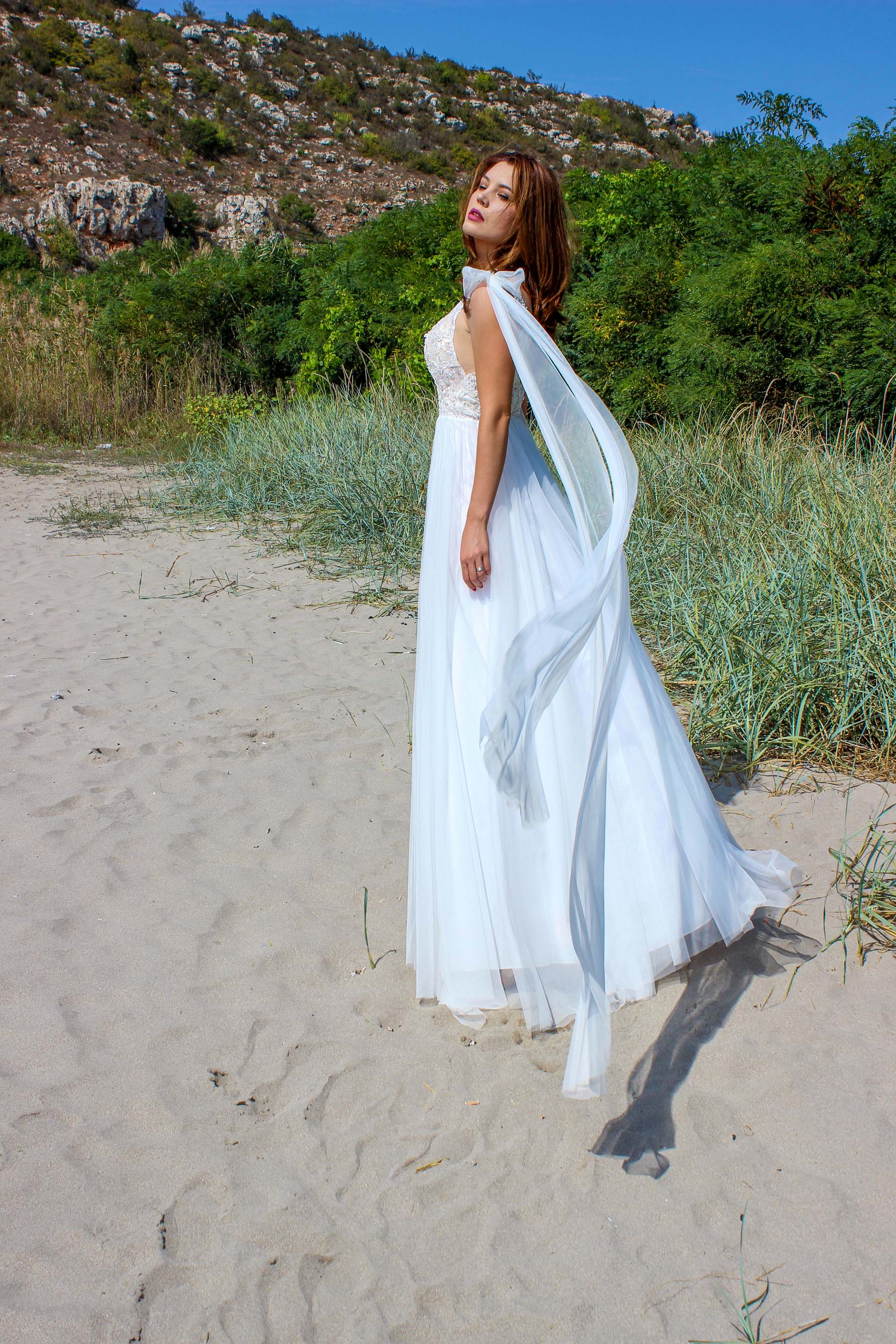 Rochie de Mireasa - Model Fresca - Adora Sposa (3)