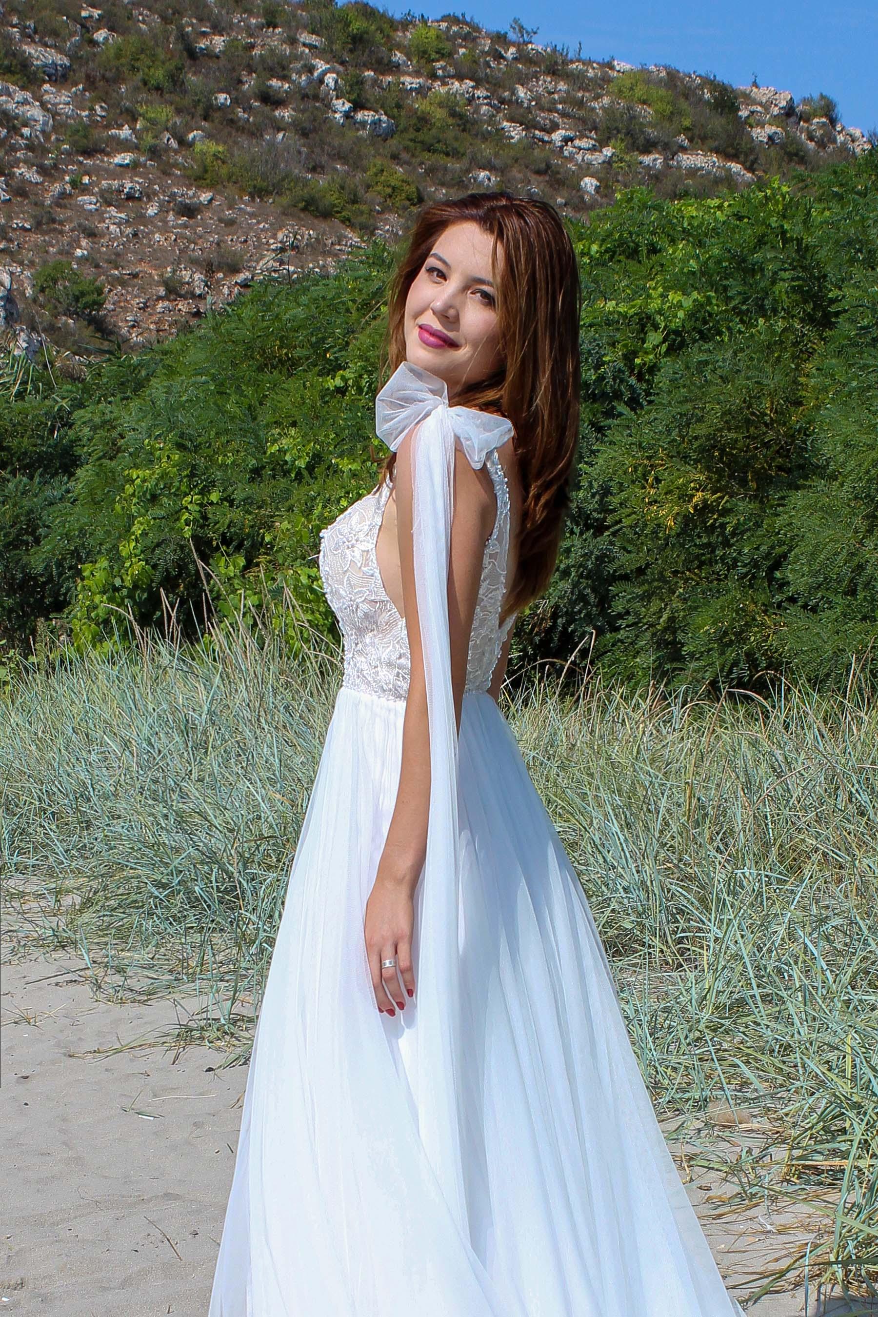 Rochie de Mireasa - Model Fresca - Adora Sposa (4)