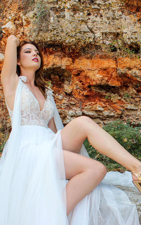 Rochie de Mireasa - Model Fresca - Adora Sposa (6)