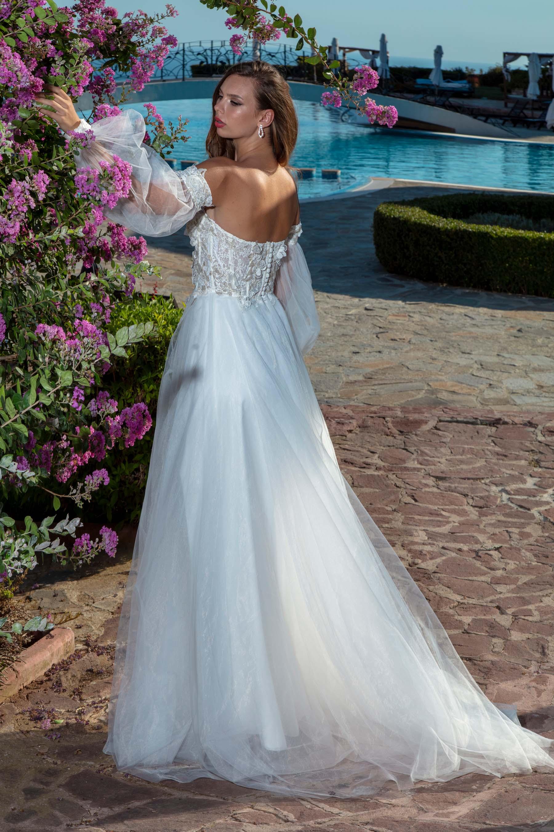 Rochie de Mireasa - Model Freya - Adora Sposa (10)