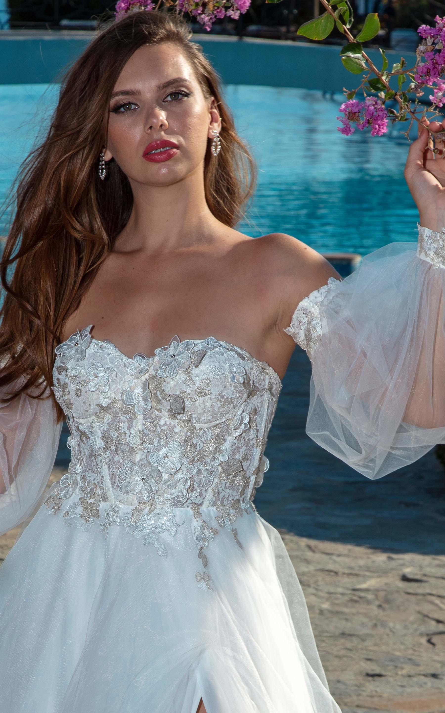 Rochie de Mireasa - Model Freya - Adora Sposa (2)