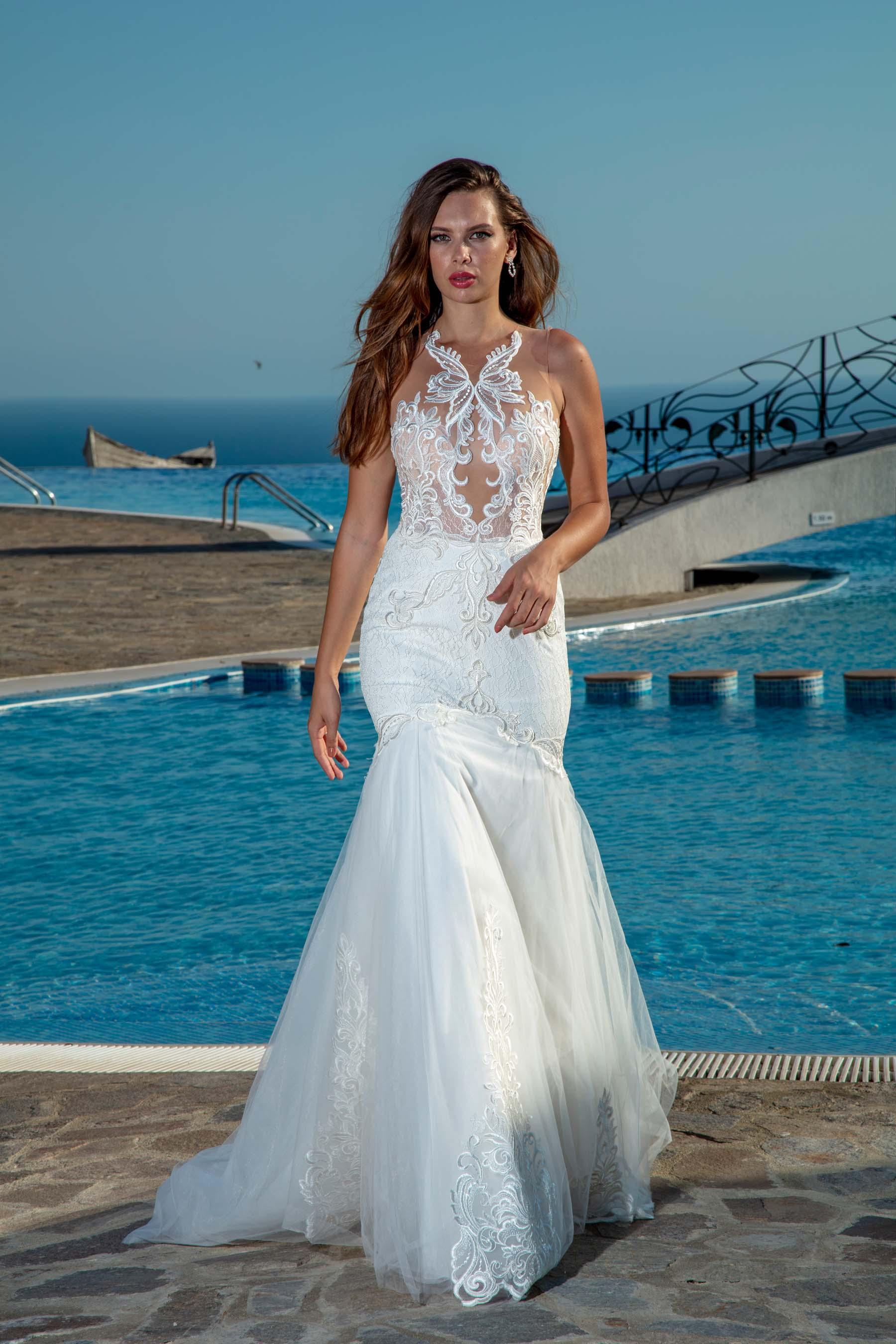 Rochie de Mireasa - Model Fulmina - Adora Sposa (1)