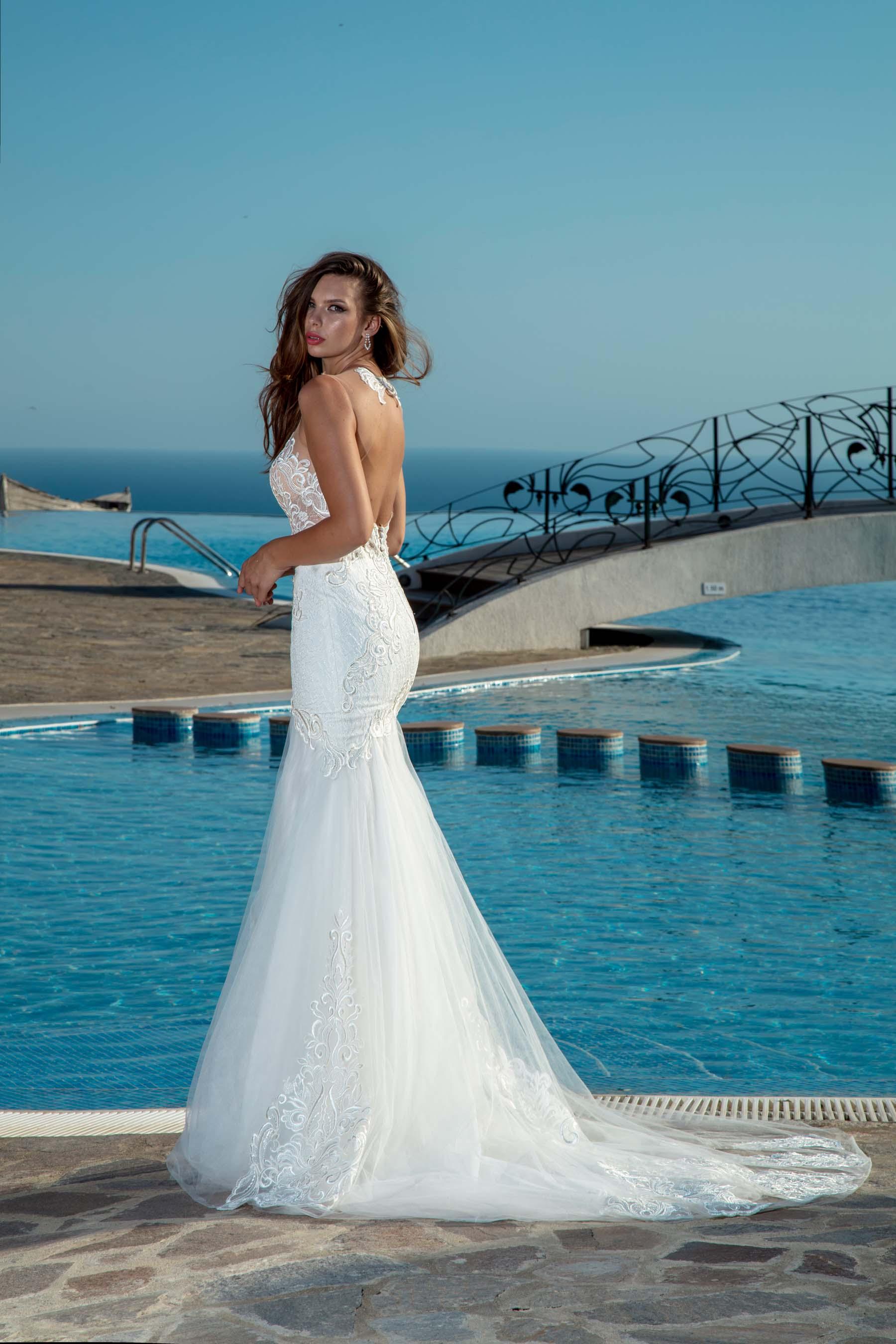 Rochie de Mireasa - Model Fulmina - Adora Sposa (2)