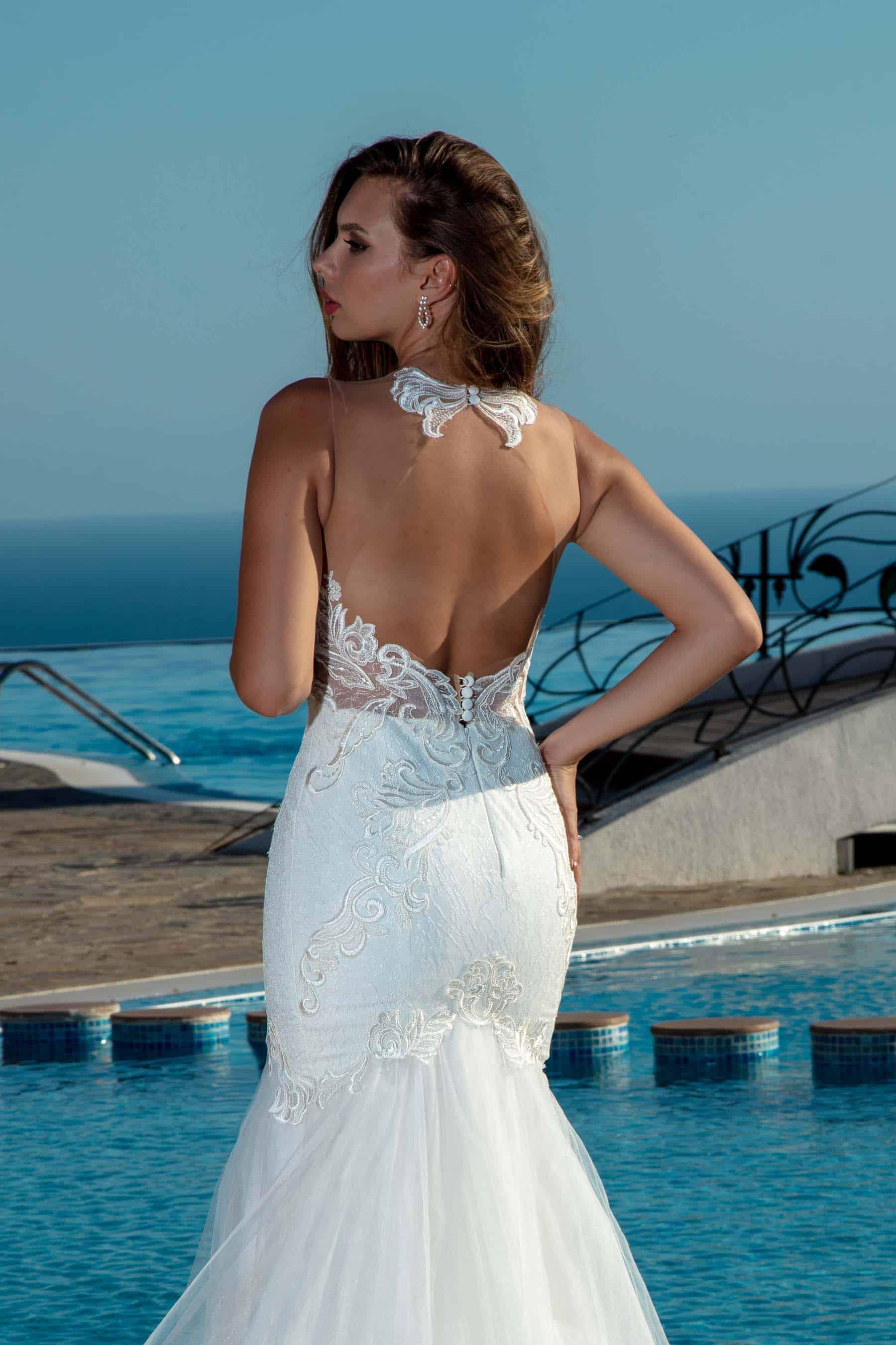 Rochie de Mireasa - Model Fulmina - Adora Sposa (6)