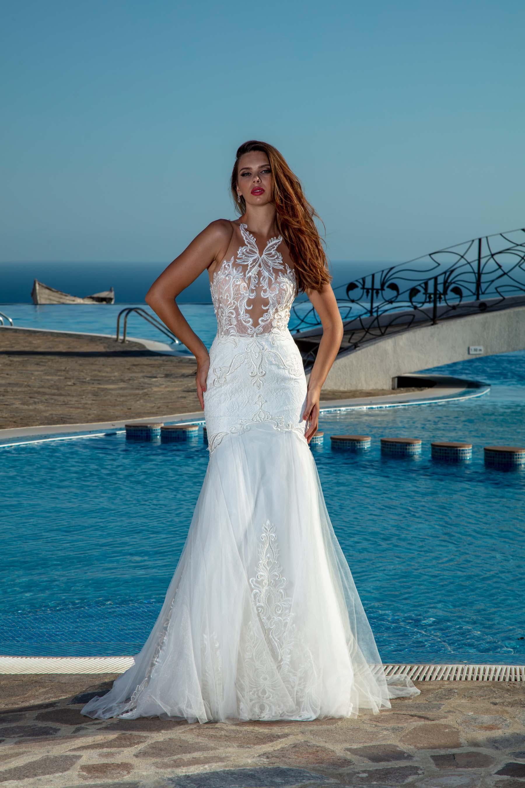 Rochie de Mireasa - Model Fulmina - Adora Sposa (7)
