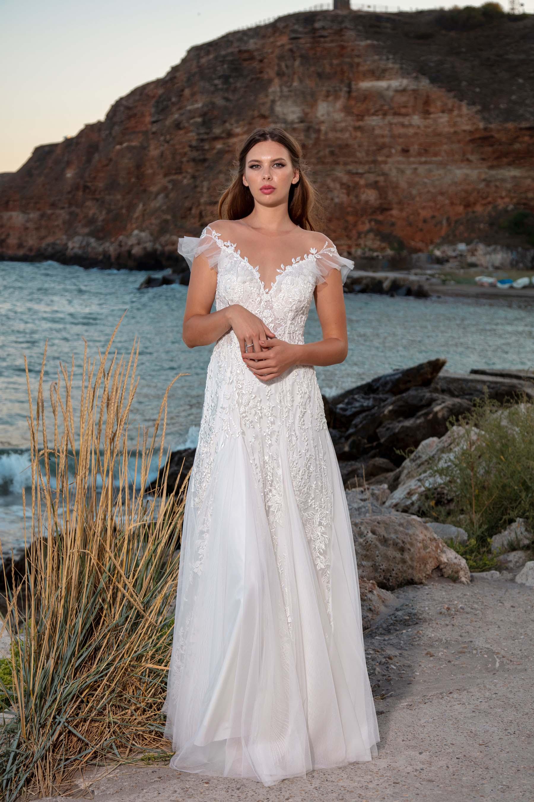 Rochie de Mireasa - Model Fulvia - Adora Sposa (1)