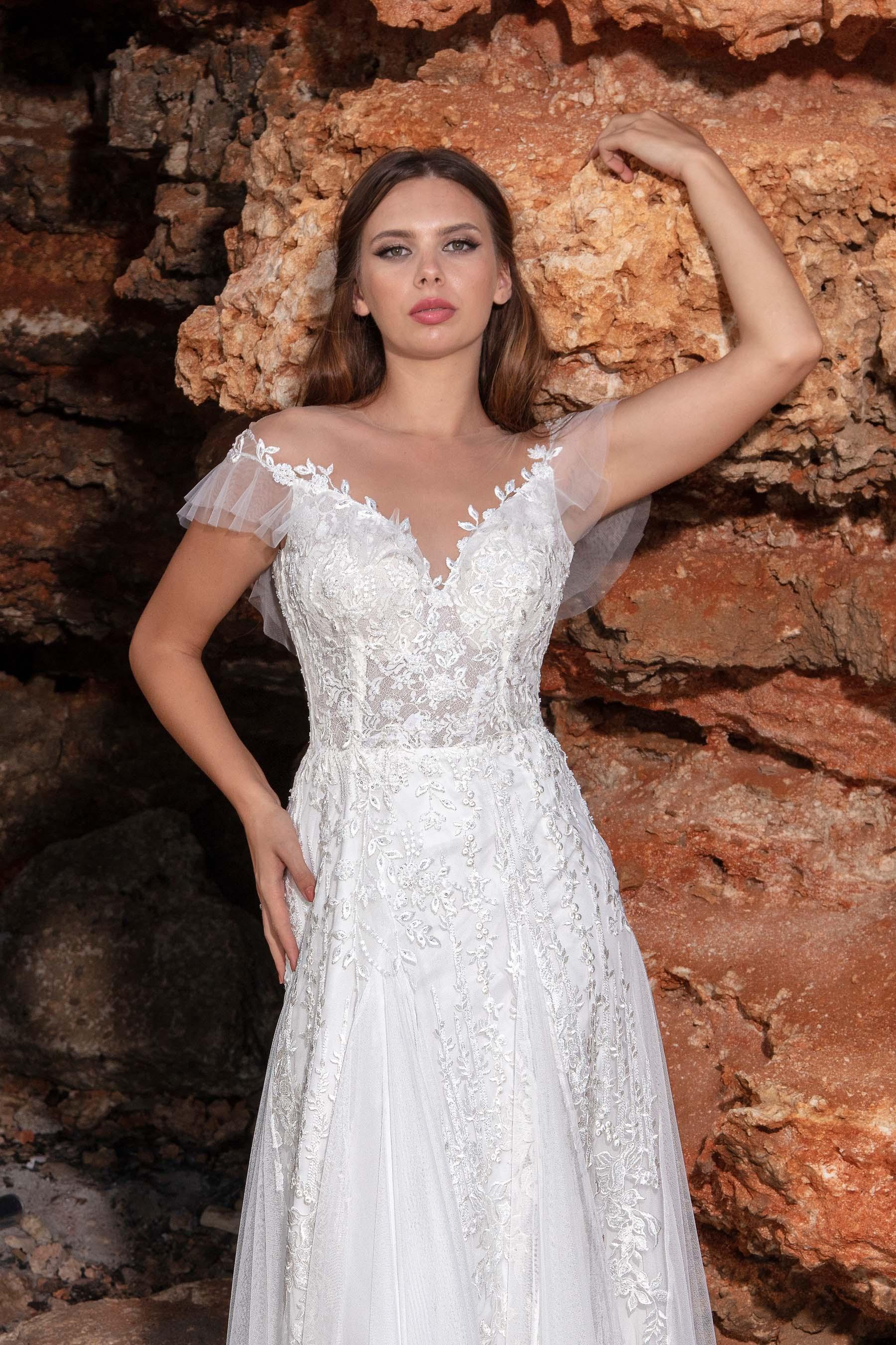 Rochie de Mireasa - Model Fulvia - Adora Sposa (2)