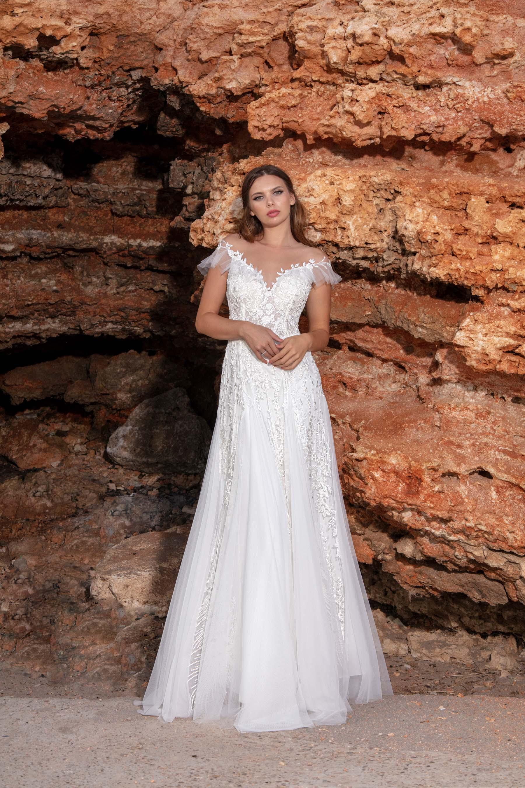 Rochie de Mireasa - Model Fulvia - Adora Sposa (3)