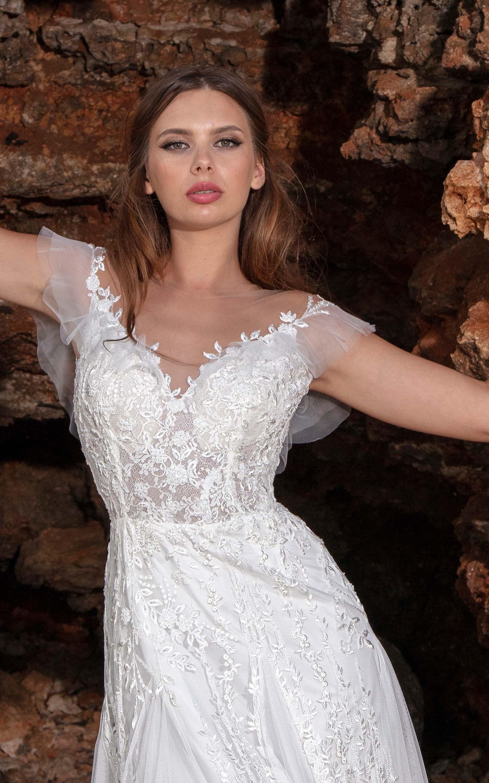 Rochie de Mireasa - Model Fulvia - Adora Sposa (4)
