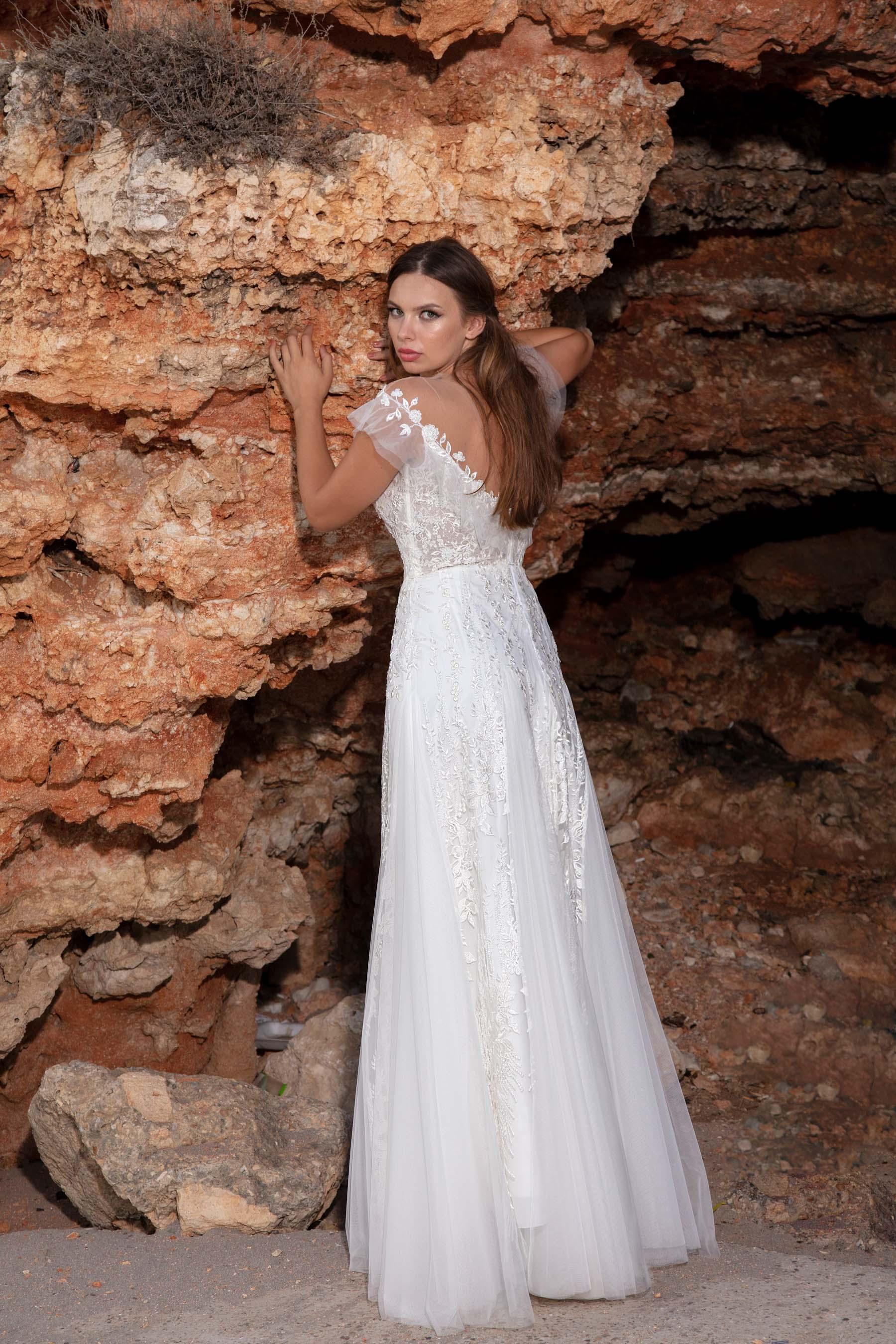 Rochie de Mireasa - Model Fulvia - Adora Sposa (6)